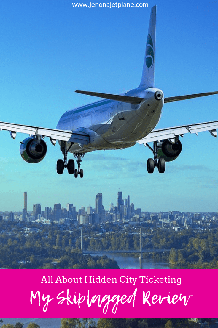 Want to know more about hidden city ticketing? Wondering if Skiplagged is legitimate? Learn the risks associated with this booking method and alternative ways to save money on flights. #hiddencityticketing #travelhacking #traveltips #cheapflights #budgettravel