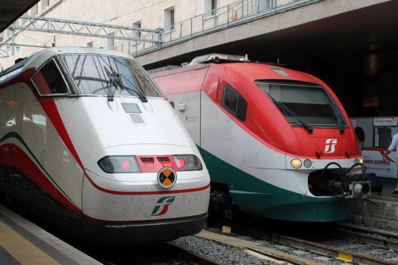 Trains departing from Milan to Cinque Terre