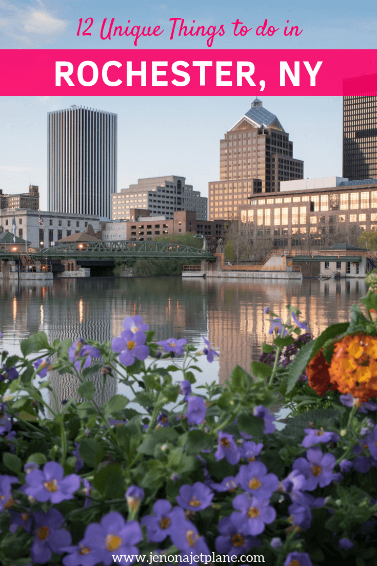 Looking for the best things to do in Rochester, NY? From attending the largest lilac festival in North America to the home of Jello, here are the sites and attractions you can't miss! #rochesterny #rochesternewyork #thingstodoinrochester #thingstodoinrochesterny #rochesterthingstodoin #upstatenewyork #newyorkstatetravel #iloveny