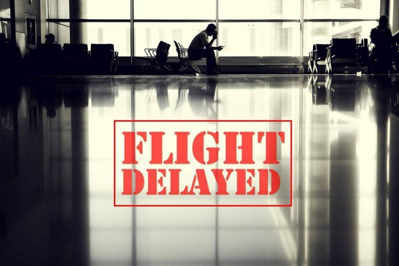 Delay at the airport