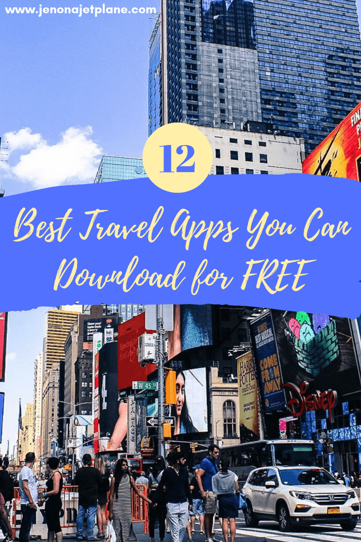 Looking for the best travel apps out there? From translation to road trip apps, these are some of my top picks. Bonus? They're all free! #traveltips #travelplanning #travelapps #travelappseurope #travelappsroadtrip