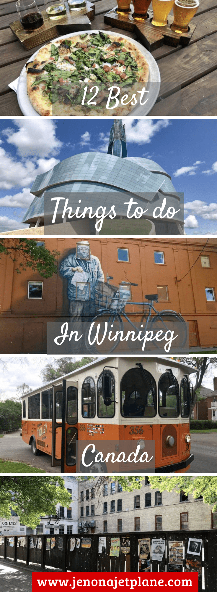 Looking for the best things to do in Winnipeg, Canada? From street art finds to the best restaurants in the city, here are 12 must-see stops for first-time visitors! #winnipegcanada #winnipegcanadathingstodoin #winnipegmanitoba #winnipeg #travelinspiration #canadatravel
