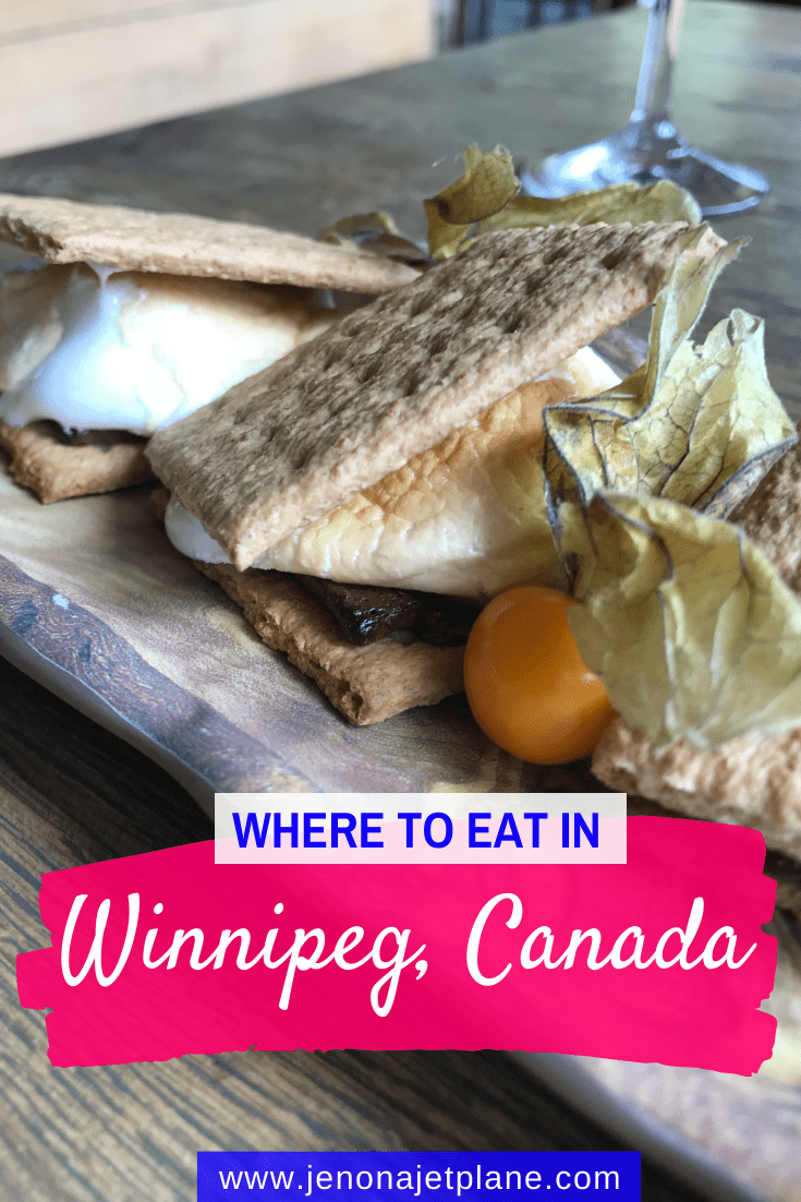 Trying to figure out where to eat in Winnipeg, Canada? Here are 17 delicious restaurants in Winnipeg you don't want to miss! #winnipeg #winnipegcanada #travelwinnipeg #winnipegrestaurants #restaurantsinwinnipeg