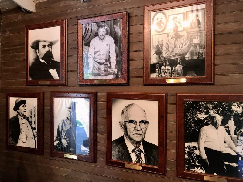 Founders of the Jack Daniels business