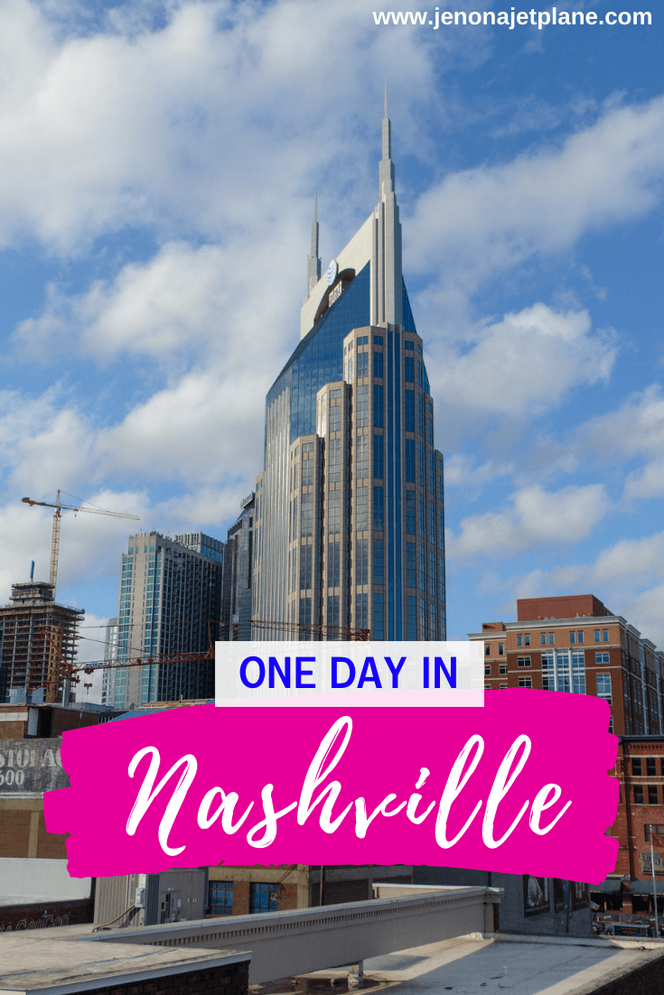 One day in Nashville