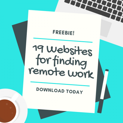 Remote work websites