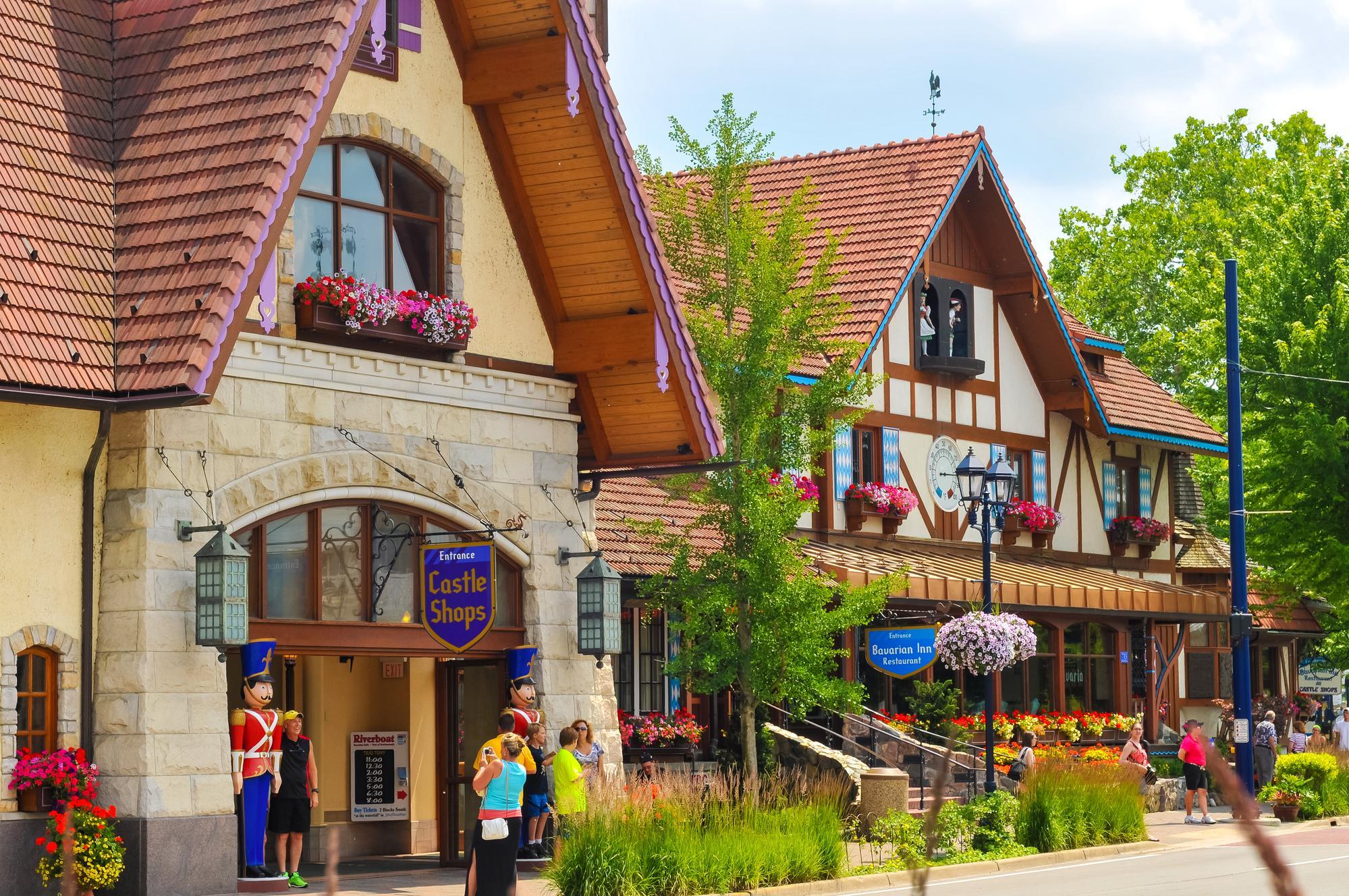 German shops