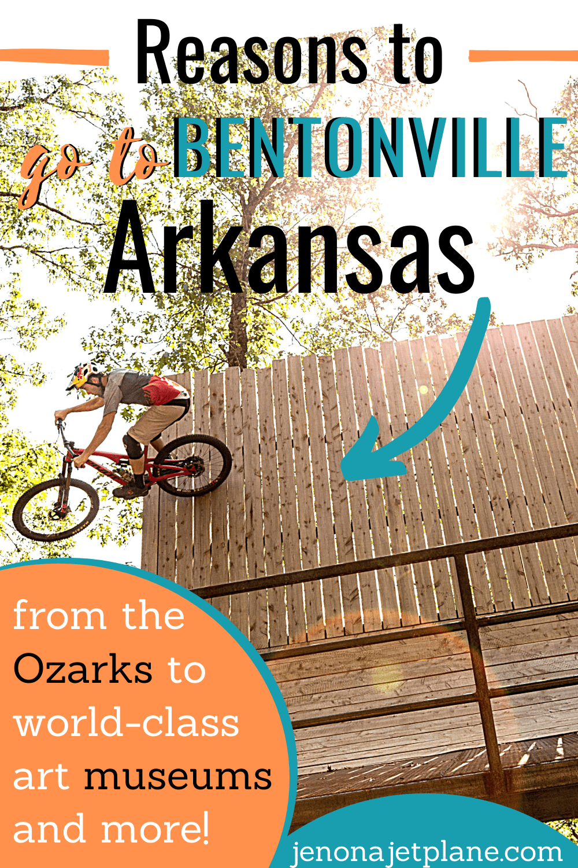 A Virtual Tour and Introduction to Bentonville, Arkansas