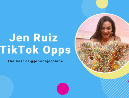 As Seen on TikTok by Jen Ruiz: Free Courses, Job Listings and Other Opportunities