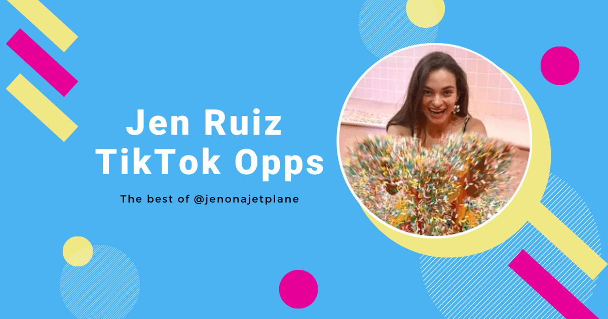 As Seen on TikTok by Jen Ruiz: Travel and Remote Work Opportunities