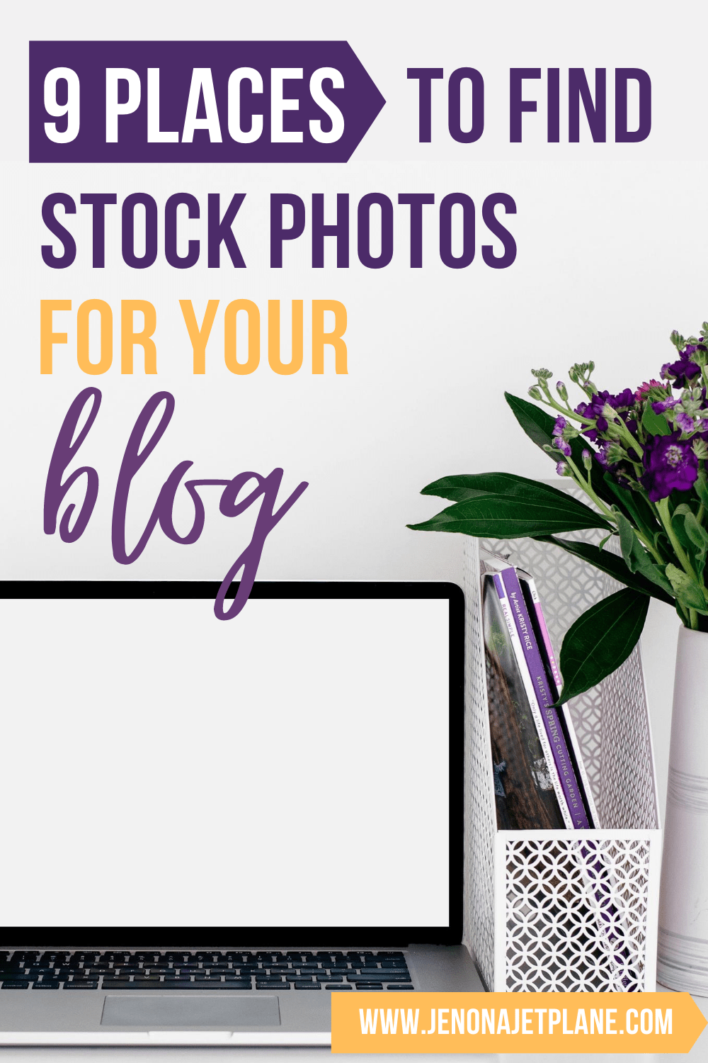Want high quality stock photos for your blog without having to worry about copyright infringement? Here's where to find stock photos for bloggers.