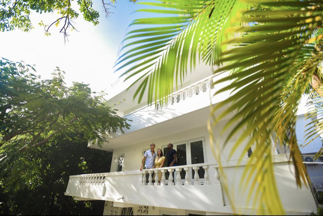 Casa Alternavida Exterior