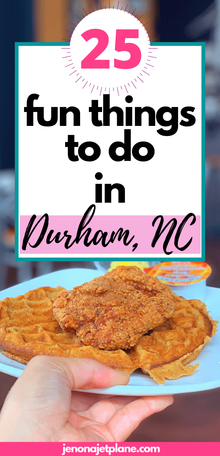 Want to know the best things to do in Durham, NC? From Civil War sites to lemurs, there's something for everyone in this city. Save to your USA Travel board for future inspiration!