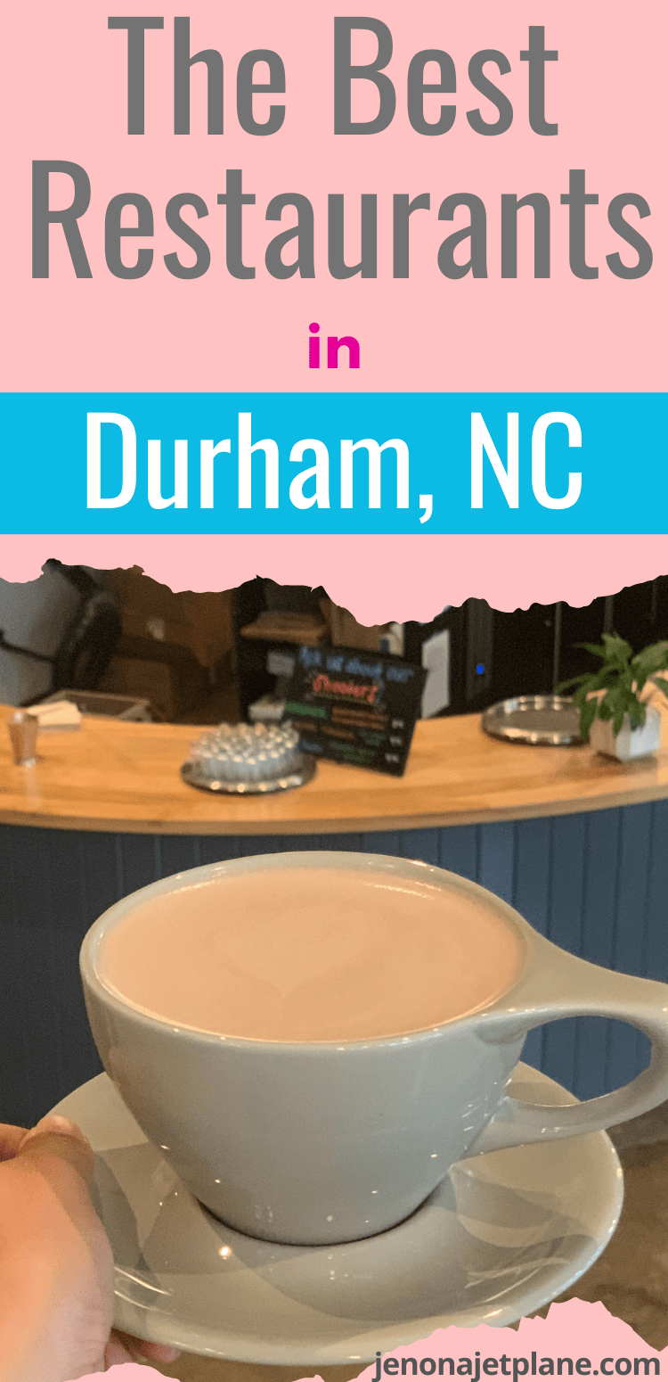 Places to eat in Durham