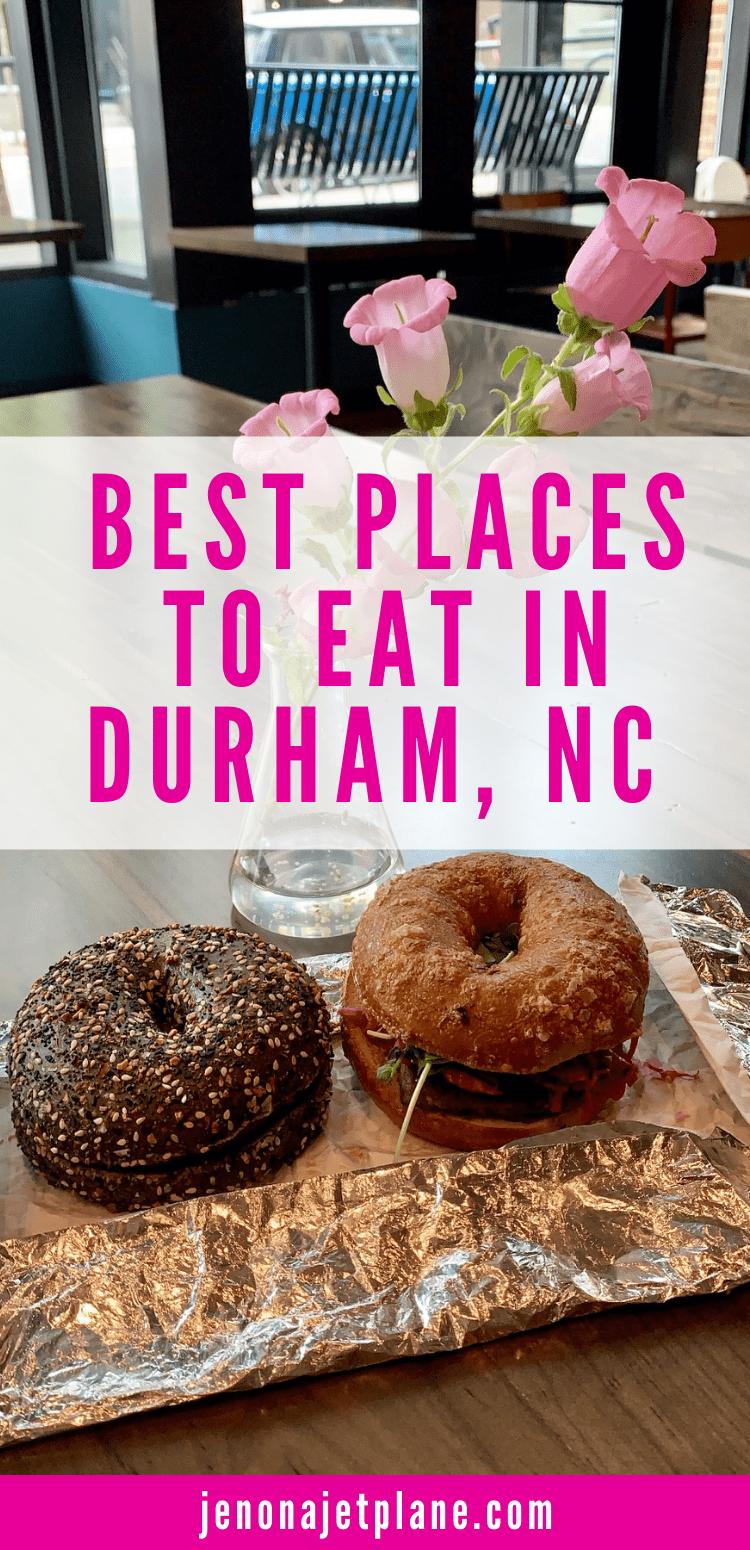 Best Restaurants in Durham NC