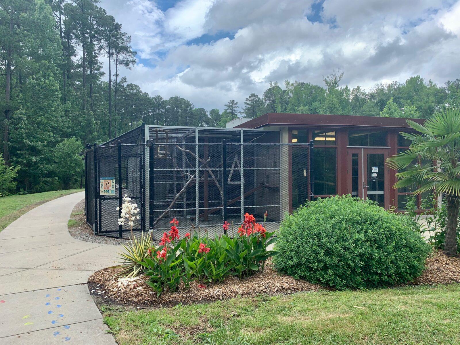 Duke Lemur Center facilities